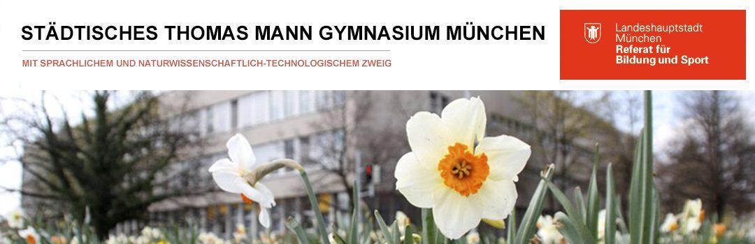 Städtisches Thomas Mann Gymnasium München